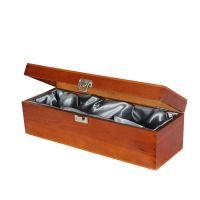 1 Bottle Luxury Wooden Box