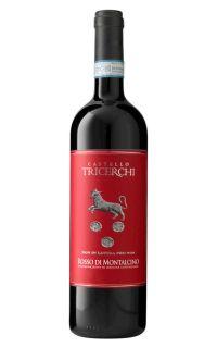Castello Tricerchi Rosso di Montalcino 2018