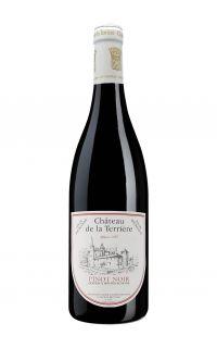 Château de la Terrière Pinot Noir Bourgogne Rouge 2018