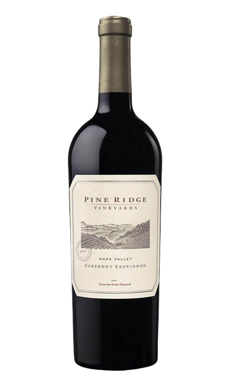 Buy Pine Ridge Vineyards Napa Valley Cabernet Sauvignon ...