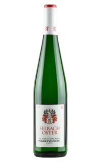 Weingut Selbach-Oster Zeltlinger Sonnenuhr Riesling Spätlese Trocken 2018