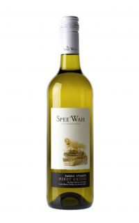 The Spee'wah Paddle Steamer Pinot Grigio 2018
