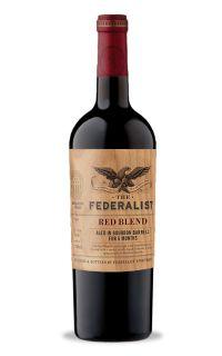 The Federalist Bourbon Barrel Aged Red Blend 2016