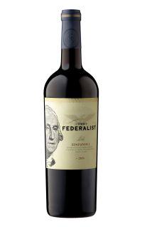 The Federalist Lodi Zinfandel 2018