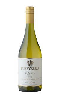 Viña Echeverria Reserva Unwooded Chardonnay 2020