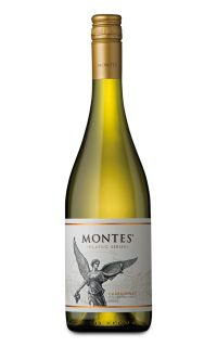 Vina Montes Classic Series Curicó Valley Chardonnay 2020